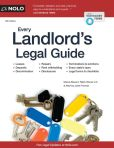 Book Cover Image. Title: Every Landlord's Legal Guide, Author: Janet Portman