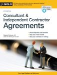 Book Cover Image. Title: Consultant & Independent Contractor Agreements, Author: Stephen Fishman