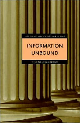 Information Unbound: Publishing and Scholarship In 2020