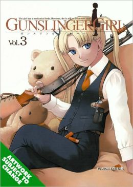 Gunslinger Girl, Volume 3