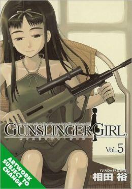 Gunslinger Girl, Volume 5