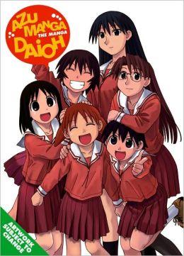 Azumanga Daioh Omnibus, Volume 1