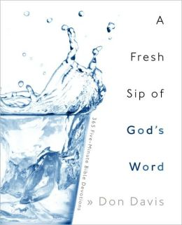 A Fresh Sip Of God's Word