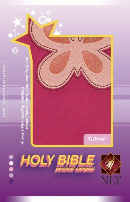Holy Bible, Personal Compact NLT, TuTone (
