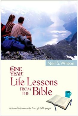 The One Year Life Lessons from the Bible