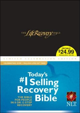 The Life Recovery Bible (Celebration Edition) NLT