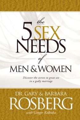 The 5 Sex Needs of Men & Women