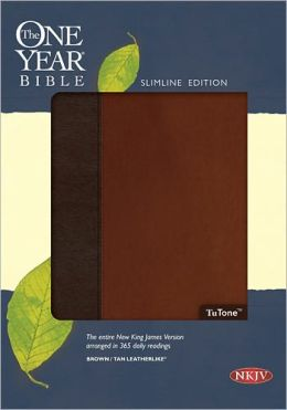 The One Year Bible NKJV, TuTone