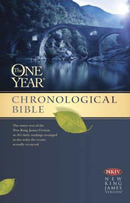 The One Year Chronological Bible NKJV