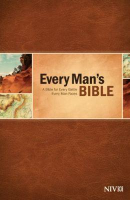 Every Man's Bible NIV