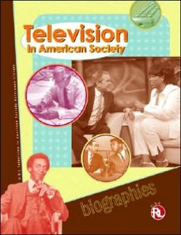 Television in American Society Reference Library