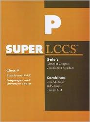 SUPERLCCS: Subclass P-PZ: Fiction