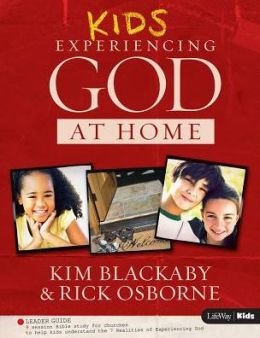 Kids Experiencing God at Home, Leader Guide