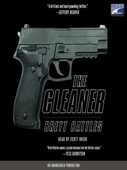 The Cleaner (Jonathan Quinn Series #1)