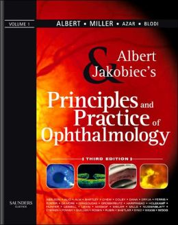 Albert & Jakobiec's Principles & Practice of Ophthalmology: 4-Volume Set (Expert Consult - Online and Print)
