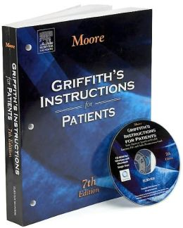 Griffith's Instructions for Patients