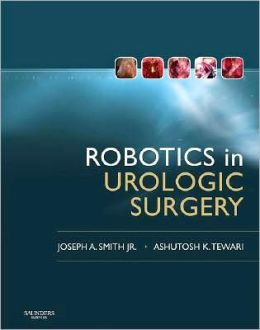 Robotics in Urologic Surgery: Book with DVD