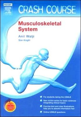 Crash Course (US): Musculoskeletal System: With STUDENT CONSULT Online Access