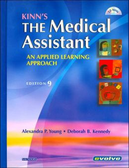 Kinn's The Medical Assistant - Text, Quick Guide to HIPAA for the Physician's Office and Intravenous Therapy: A Guide to Basic Principles - Package