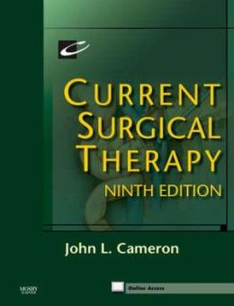 Current Surgical Therapy: Expert Consult: Online and Print