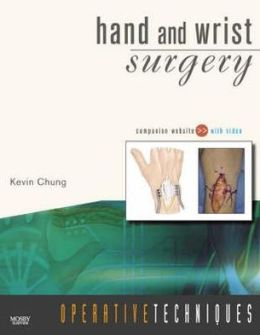 Operative Techniques: Hand and Wrist Surgery: Book, Website and DVD, 2-Volume Set