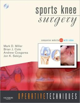 Operative Techniques: Sports Knee Surgery: Book, Website and DVD