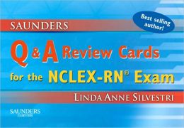 Saunders Review Cards for the NCLEX-RN Examination