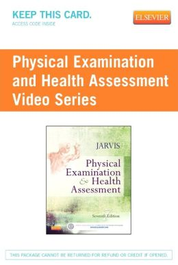 Physical Examination and Health Assessment Video Series (User Guide and Access Code)