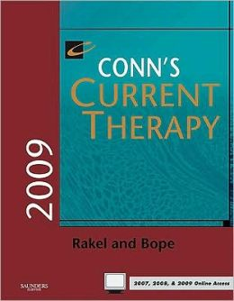 Conn's Current Therapy 2009: Expert Consult - Online and Print