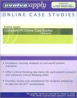 Complete PN Online Case Studies: 2 Year Version