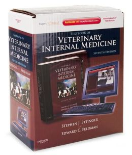 Textbook of Veterinary Internal Medicine Expert Consult