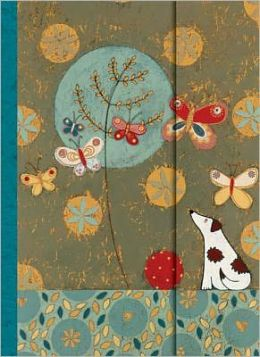 Dog & Butterflies Journal