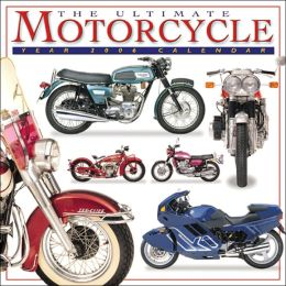 2006 Ultimate Motorcycles Wall Calendar