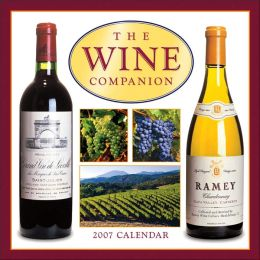 2007 Wine Companion Wall Calendar