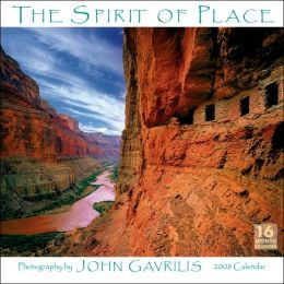 2008 Spirit of Place Wall Calendar