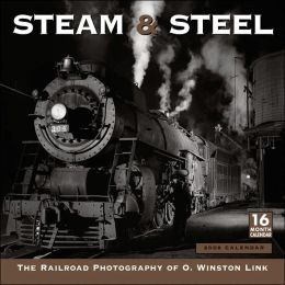2008 Steam and Steel Wall Calendar