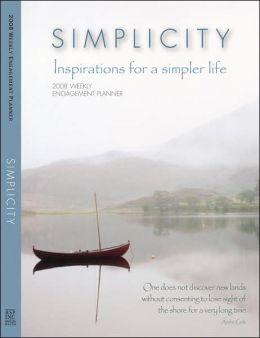 2008 Simplicity Engagement Calendar