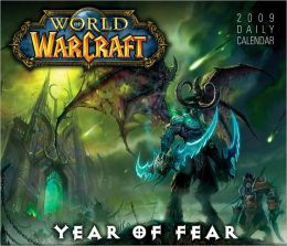 2009 World of Warcraft Box Calendar