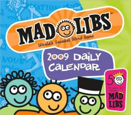 2009 Mad Libs Box Calendar