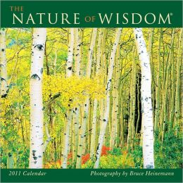 2011 Nature Of Wisdom Wall Calendar