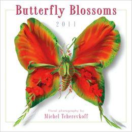 2011 Butterfly Blossoms Wall Calendar