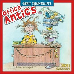 2011 Office Antics By Gary Patterson Mini Wall Calendar