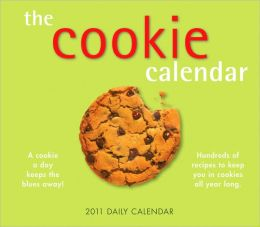 2011 Cookie Box Calendar