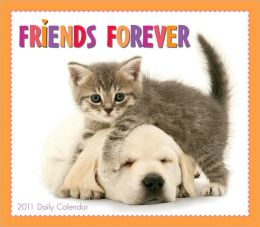 2011 Friends Forever Box Calendar
