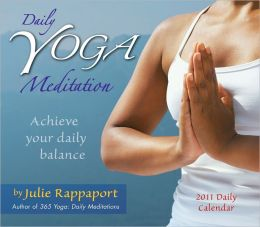 2011 Daily Yoga Box Calendar
