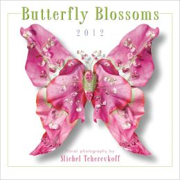 2012 Butterfly Blossoms Wall Calendar