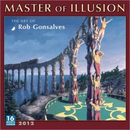 2012 Master of Illusion Wall Calendar