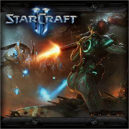 2012 StarCraft II Wall Calendar