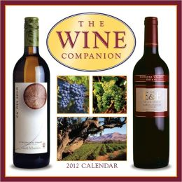 2012 Wine Companion Wall Calendar