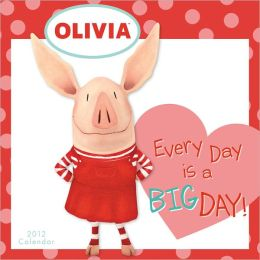 2012 Olivia Wall Calendar